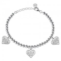 Buy Morellato Ladies Bracelet Arie SALT07 Heart