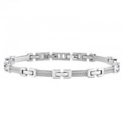 Buy Morellato Men's Bracelet Cross SKR35