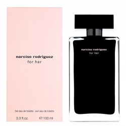 Narciso Rodriguez For Her Perfume for Women Eau de Toilette EDT 100 ml