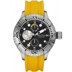 Buy Nautica Men's Watch BFD 100 A15107G Multifunction