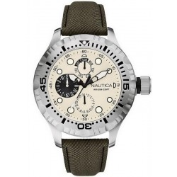 Buy Nautica Men's Watch BFD 100 A15108G Multifunction