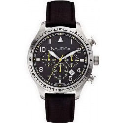 Nautica Men's Watch BFD 105 A16577G Chronograph