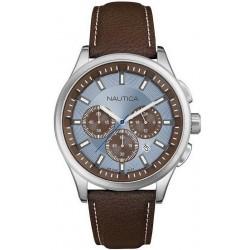 Nautica Men's Watch NCT 17 A16694G Chronograph