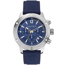Nautica Men's Watch NSR 19 A17652G Chronograph