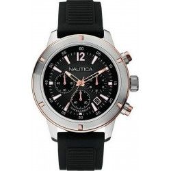 Nautica Men's Watch NSR 19 A17654G Chronograph