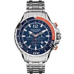 Nautica Men's Watch NST 02 A26535G Chronograph