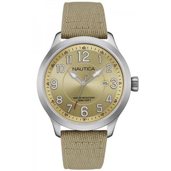 Buy Nautica Men's Watch NCC 01 Date NAI10500G