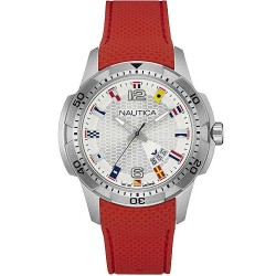 Nautica Men's Watch NCS 16 Flag NAI13513G