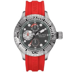 Buy Nautica Men's Watch BFD 100 NAI15007G Multifunction