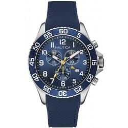 Nautica Men's Watch NST 19 NAI15501G Chronograph