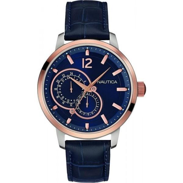 Buy Nautica Men's Watch NCT 15 NAI16501G Multifunction