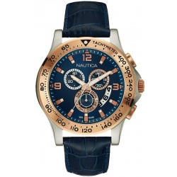Nautica Men's Watch NST 600 NAI19502G Chronograph