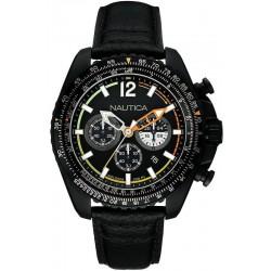 Nautica Men's Watch NMX 1500 NAI22506G Chronograph