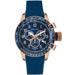 Buy Nautica Men's Watch BFC NAI28500G Chronograph