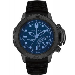 Nautica Men's Watch NMX Diver NAI52500G Multifunction
