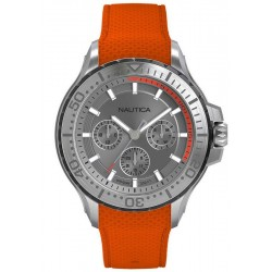 Buy Nautica Men's Watch Auckland NAPAUC002 Multifunction