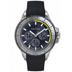 Buy Nautica Men's Watch Auckland NAPAUC003 Multifunction