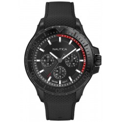 Buy Nautica Men's Watch Auckland NAPAUC004 Multifunction