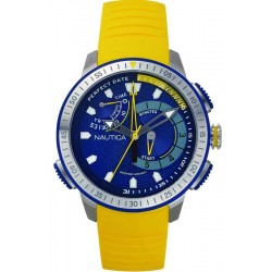 Buy Nautica Men's Watch Cape Town NAPCPT001 Chronograph
