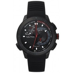 Buy Nautica Men's Watch Cape Town NAPCPT003 Chronograph