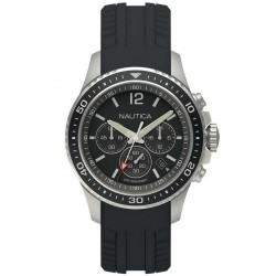 Buy Nautica Men's Watch Freeboard NAPFRB010 Chronograph