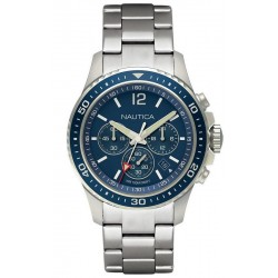 Buy Nautica Men's Watch Freeboard NAPFRB011 Chronograph