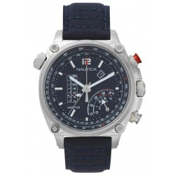 Nautica Men's Watch Millrock NAPMLR002 Chronograph