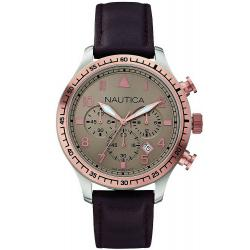 Nautica Men's Watch BFD 105 A17656G Chronograph
