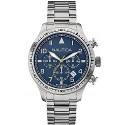 Nautica Men's Watch BFD 105 A18713G Chronograph