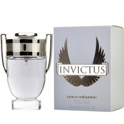 Paco Rabanne Invictus Perfume for Men Eau de Toilette EDT Vapo 100 ml