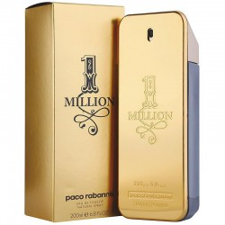 Paco Rabanne One Million Perfume for Men Eau de Toilette EDT Vapo 200 ml