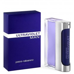 Paco Rabanne Ultraviolet Perfume for Men Eau de Toilette EDT Vapo 100 ml