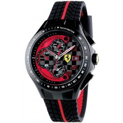 Scuderia Ferrari Men's Watch Race Day Chrono 0830077