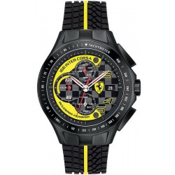 Scuderia Ferrari Men's Watch Race Day Chrono 0830078