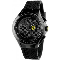 Scuderia Ferrari Men's Watch Race Day Chrono 0830105