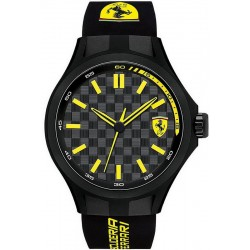 Buy Scuderia Ferrari Men's Watch Pit Crew 0830158