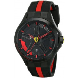 Buy Scuderia Ferrari Men's Watch Lap Time 0830160
