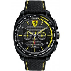 Scuderia Ferrari Men's Watch Aero Evo Chrono 0830165