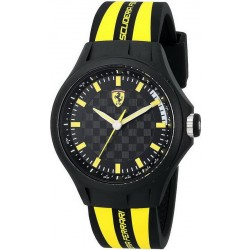 Buy Scuderia Ferrari Men's Watch Pit Crew 0830171