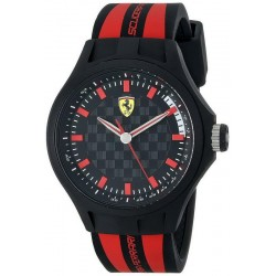 Scuderia Ferrari Men's Watch Pit Crew 0830172