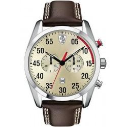 Scuderia Ferrari Men's Watch D50 Chrono 0830174