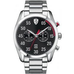 Buy Scuderia Ferrari Men's Watch D50 Chrono 0830176