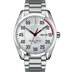 Scuderia Ferrari Men's Watch D50 0830178
