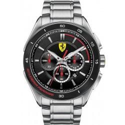 Scuderia Ferrari Men's Watch Gran Premio Chrono 0830188