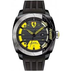 Scuderia Ferrari Men's Watch Aerodinamico 0830204