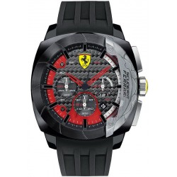Scuderia Ferrari Men's Watch Aerodinamico Chrono 0830205