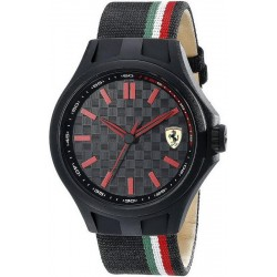 Buy Scuderia Ferrari Men's Watch Pit Crew 0830215