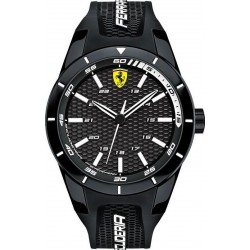 Buy Scuderia Ferrari Men's Watch Red Rev 0830249