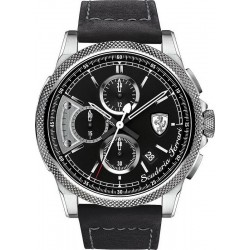 Buy Scuderia Ferrari Men's Watch Formula Italia S Chrono 0830275