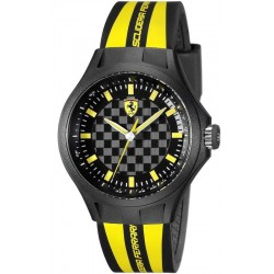 Buy Scuderia Ferrari Men's Watch Pit Crew 0840001